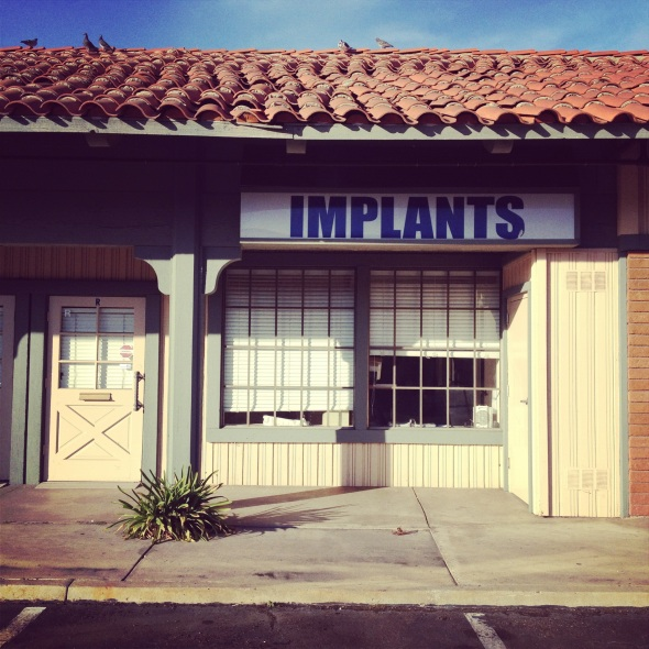 Implants office in El Cajon, CA